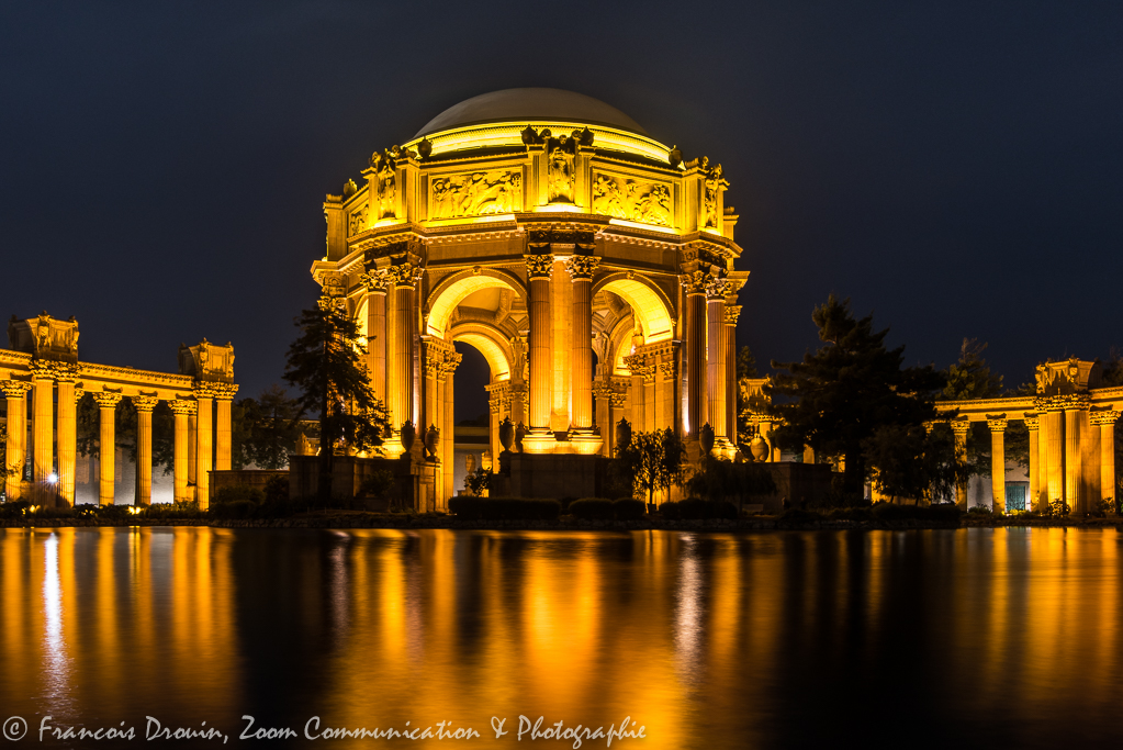 Palace of Fine Arts, San Francisco,